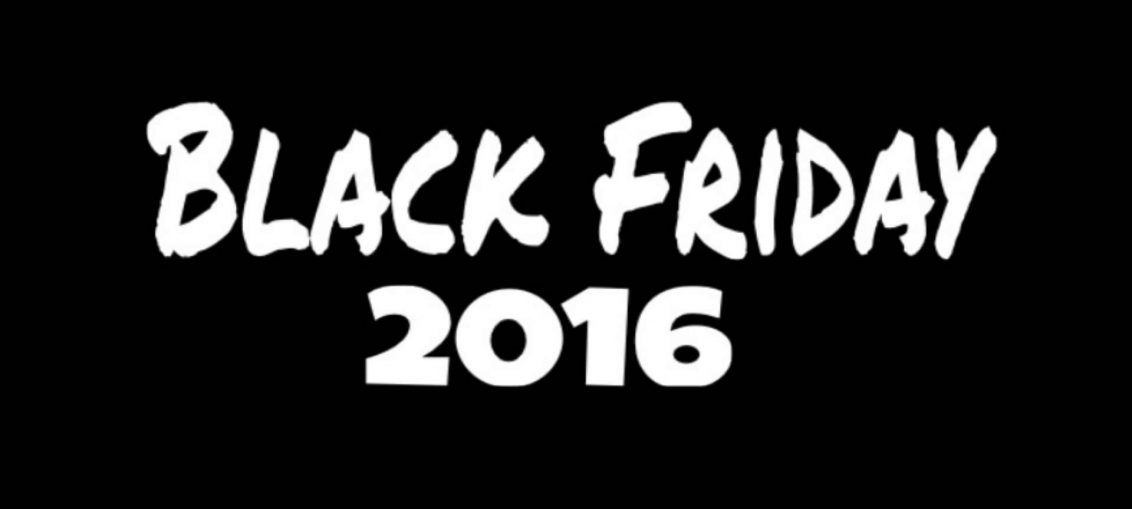 cand este black friday 2016