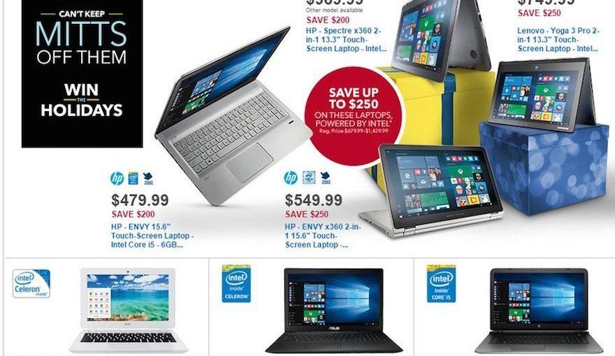 Oferte si reduceri la laptopuri de Black Friday. Lista magazine
