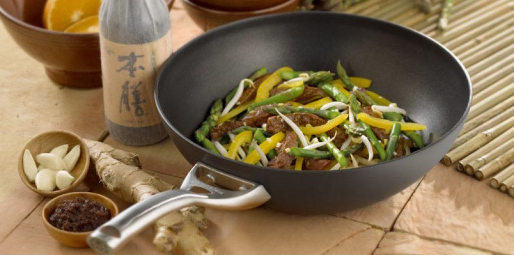 modele tigai wok
